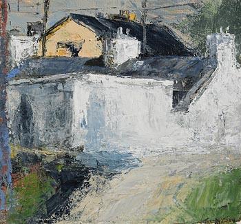 Donald Teskey, Ballycurtin (2003) at Morgan O'Driscoll Art Auctions