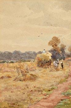 Rose Maynard Barton, Harvest Time at Morgan O'Driscoll Art Auctions