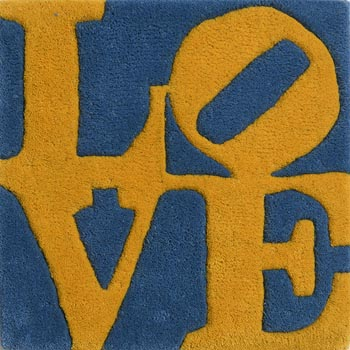 Robert Indiana, Love (2006) at Morgan O'Driscoll Art Auctions
