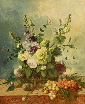 Alexandre Jean Couder, Beautiful Bounty at Morgan O'Driscoll Art Auctions