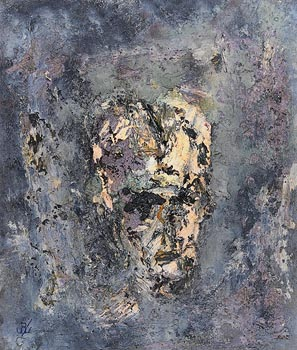 John Kingerlee, Mauve Head (2015) at Morgan O'Driscoll Art Auctions