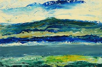 Daniel O'Neill, West of Ireland Landscape at Morgan O'Driscoll Art Auctions