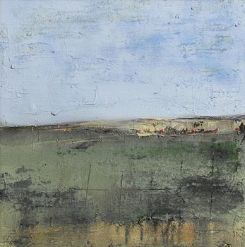 Colin Flack, First Day of Spring at Morgan O'Driscoll Art Auctions