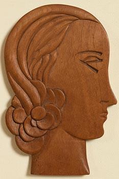 Markey Robinson, Head of a Shawlie at Morgan O'Driscoll Art Auctions