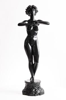 Robin Buick, Female Nude at Morgan O'Driscoll Art Auctions