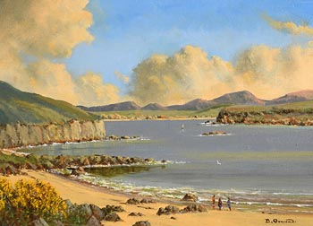 David Anthony Overend, Marble Hill, Co. Donegal at Morgan O'Driscoll Art Auctions
