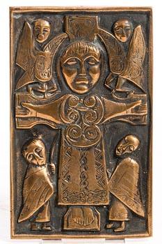 20th Century Irish School, Religious Icons at Morgan O'Driscoll Art Auctions