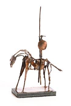 William Robinson, Don Quixote Before the Duel at Morgan O'Driscoll Art Auctions