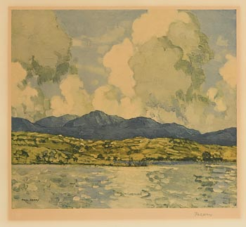 Paul Henry, Western Landscape at Morgan O'Driscoll Art Auctions