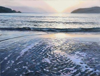 Jules Thomas, Changing Tides - Barleycove from Mizen Head at Morgan O'Driscoll Art Auctions