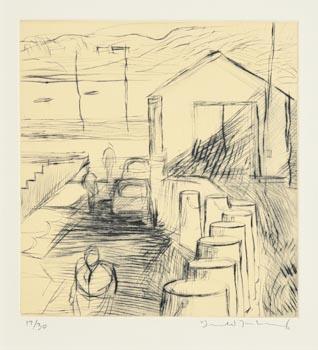 Donald Teskey, Baltimore at Morgan O'Driscoll Art Auctions