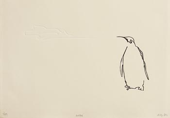 John Kelly (b.1965), Auster (2014) at Morgan O'Driscoll Art Auctions