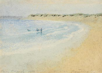 William Percy French, Portrush (1913) at Morgan O'Driscoll Art Auctions