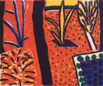 William Crozier, Garden at Morgan O'Driscoll Art Auctions