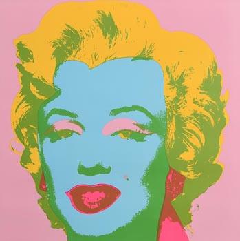 after Andy Warhol, Marilyn Monroe at Morgan O'Driscoll Art Auctions