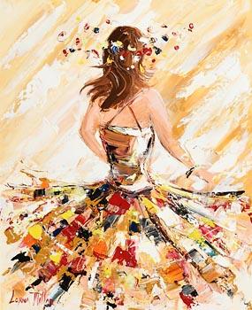 Lorna Millar, Dancer at Morgan O'Driscoll Art Auctions
