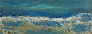 Nael Hanna, Carnoustie Beach at Morgan O'Driscoll Art Auctions