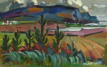 Michael O'Neill, Minaun Heights, Achill at Morgan O'Driscoll Art Auctions