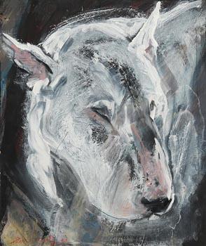 Stephen McKeown, Bull Terrier at Morgan O'Driscoll Art Auctions