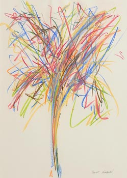Philip Flanagan, Cherry Tree II (2001) at Morgan O'Driscoll Art Auctions