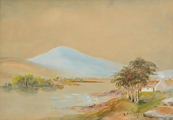 William Bingham, Blue Mountain at Morgan O'Driscoll Art Auctions