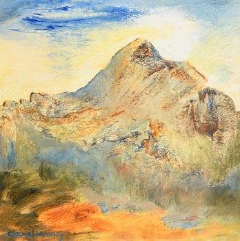 Carmel Mooney, Mount Etna Sicily at Morgan O'Driscoll Art Auctions