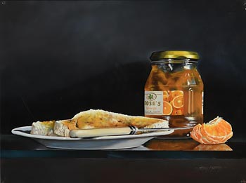 Peter Kotka, Marmalade and Toast at Morgan O'Driscoll Art Auctions