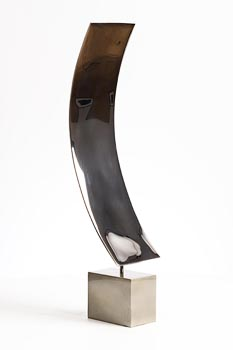 Michael Foley, Polished Linen (2020) at Morgan O'Driscoll Art Auctions