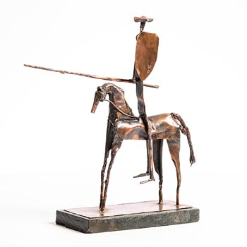 William Robinson, Knight of the White Moon at Morgan O'Driscoll Art Auctions