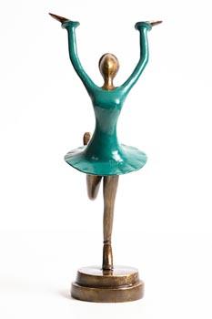 20th Century Continental School, Ballerina at Morgan O'Driscoll Art Auctions