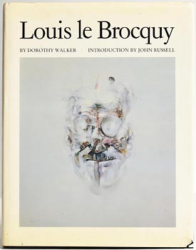 Louis Le Brocquy by Dorothy Walker at Morgan O'Driscoll Art Auctions