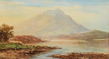 Alexander Williams, Letter Hill, Ballinakill Bay, Co. Galway at Morgan O'Driscoll Art Auctions