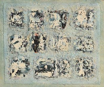 John Kingerlee, Kilcatherine Grid (2005-2007) at Morgan O'Driscoll Art Auctions