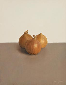 Comhghall Casey, Onions (2006) at Morgan O'Driscoll Art Auctions