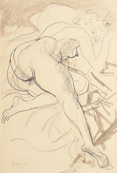 Pauline Bewick, Early Morning (1961) at Morgan O'Driscoll Art Auctions