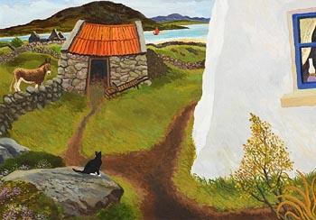 James MacIntyre, Innishlacken at Morgan O'Driscoll Art Auctions