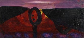 Martin Finnin, Good Friday (1998) at Morgan O'Driscoll Art Auctions