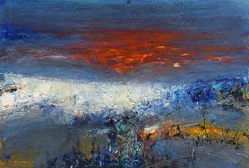 Nael Hanna, Road to Aberdeen at Morgan O'Driscoll Art Auctions