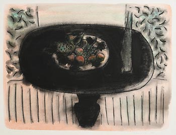 Neil Shawcross, Still Life on Tabletop (1989) at Morgan O'Driscoll Art Auctions