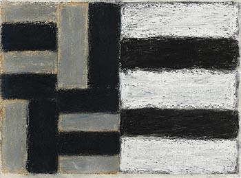 Sean Scully, 9.2.89 (1989) at Morgan O'Driscoll Art Auctions