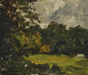 Nathaniel Hone, Cattle Grazing at Morgan O'Driscoll Art Auctions
