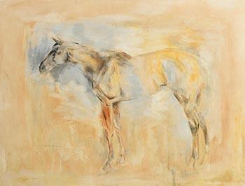 Basil Blackshaw HRHA RUA (1932-2016), Grey Mare at Morgan O'Driscoll Art Auctions