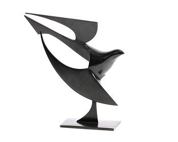 Conor Fallon, Bird of Capricorn (1983) at Morgan O'Driscoll Art Auctions
