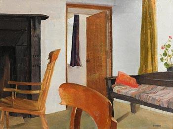 Barbara Warren, Interior Aughris Beg (1990) at Morgan O'Driscoll Art Auctions