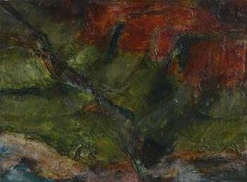 Gwen O'Dowd, Grand Canyon Series (1994-5) at Morgan O'Driscoll Art Auctions