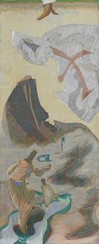 Patrick Pye, Baptism of Christ at Morgan O'Driscoll Art Auctions