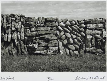 Sean Scully, Inis Oirr 9 (2005) at Morgan O'Driscoll Art Auctions