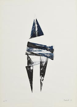 Lynn Chadwick, Figure IV (1966) at Morgan O'Driscoll Art Auctions