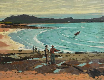 Maurice MacGonigal, Ballyferriter, Co. Kerry (1955) at Morgan O'Driscoll Art Auctions