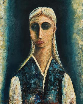 Daniel O'Neill, Jeannie (1956) at Morgan O'Driscoll Art Auctions